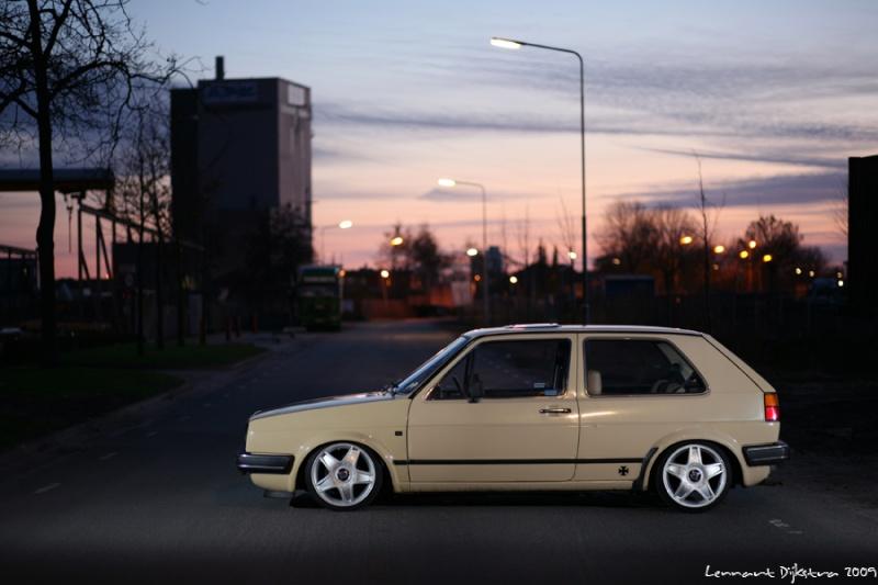 [ VW ] GOLF MK2 33662010