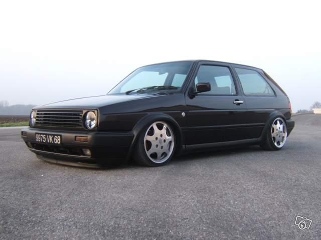 [ VW ] GOLF MK2 45000010