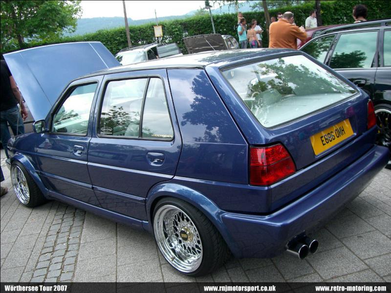 [ VW ] GOLF MK2 50948210