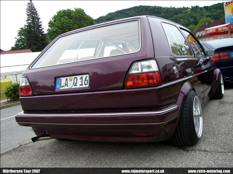 [ VW ] GOLF MK2 50953010