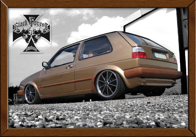 [ VW ] GOLF MK2 Bfc-ca10