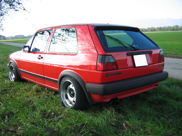 [ VW ] GOLF MK2 Bijnao10