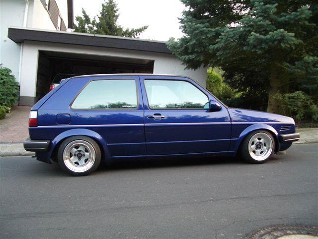 [ VW ] GOLF MK2 Bjoern10