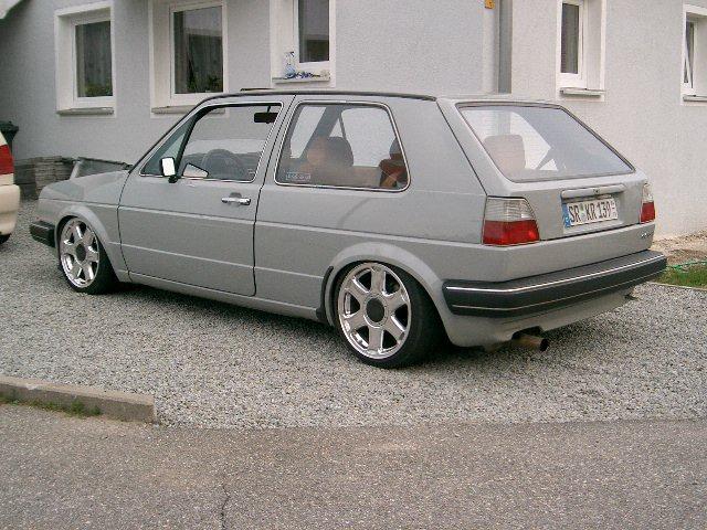 [ VW ] GOLF MK2 C2816210