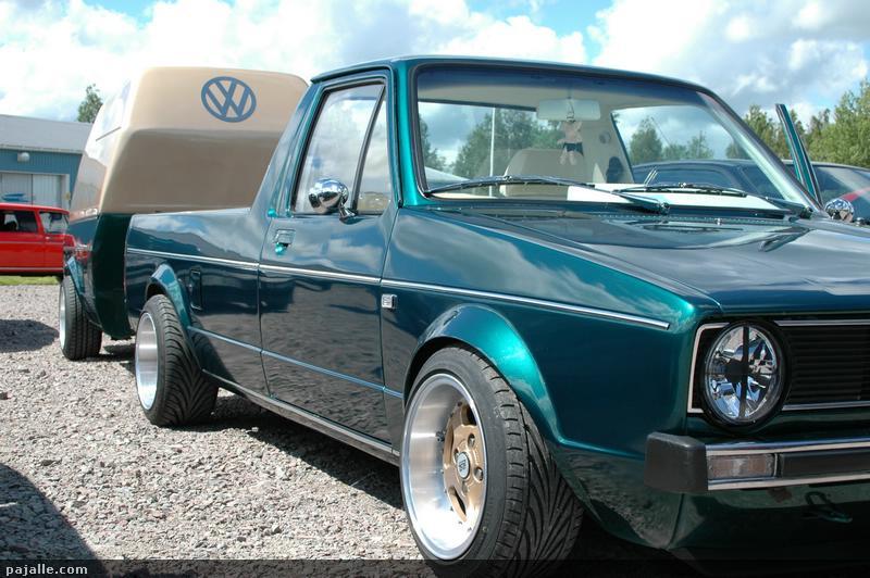 [ VW ] GOLF CADDY pick up / tolé Caddy810