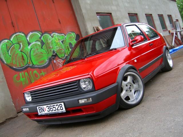 [ VW ] GOLF MK2 Cimg0210