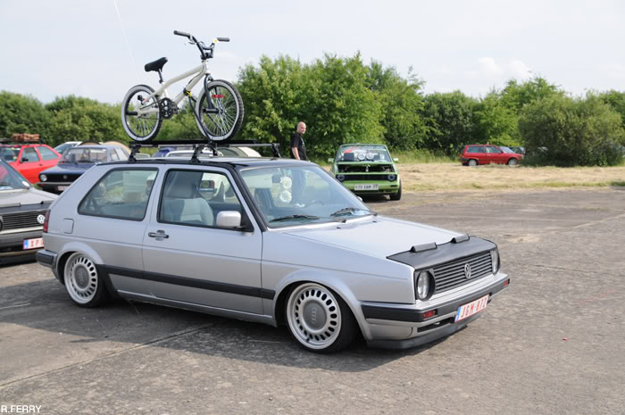 [ VW ] GOLF MK2 Days1010