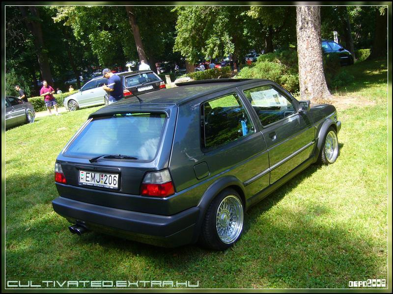 [ VW ] GOLF MK2 Depo0010