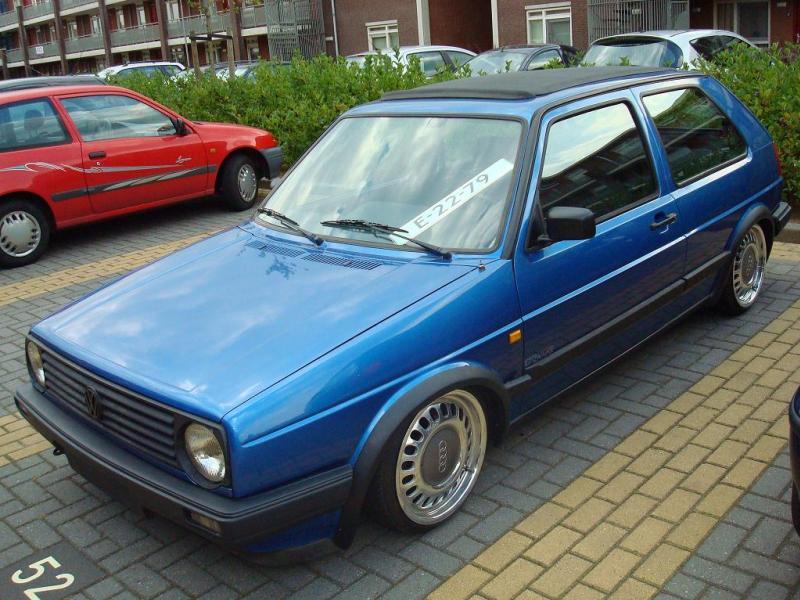 [ VW ] GOLF MK2 Dsc00611