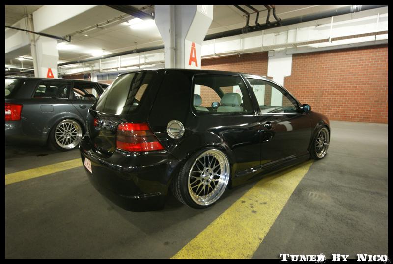 [ VW ] GOLF MK4 Dsc06110
