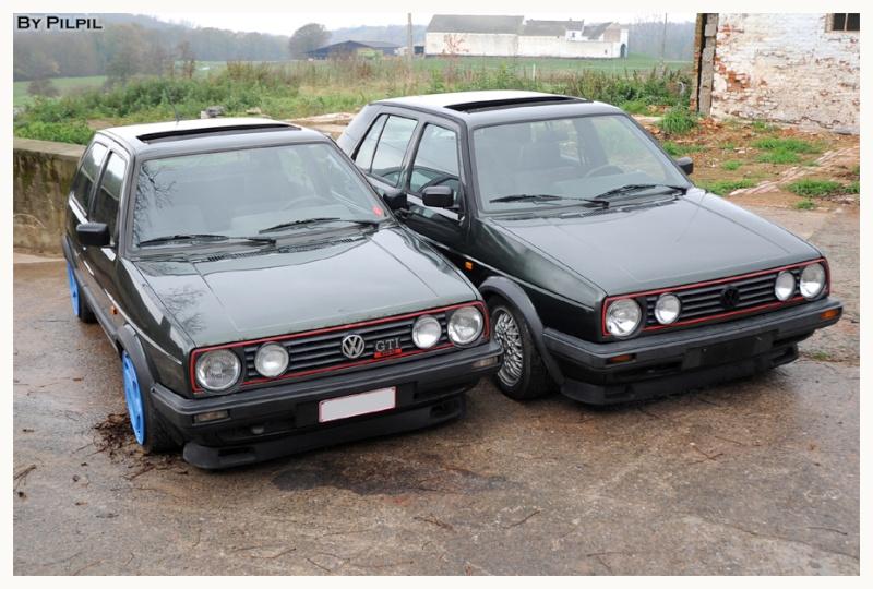[ VW ] GOLF MK2 Dsc54210