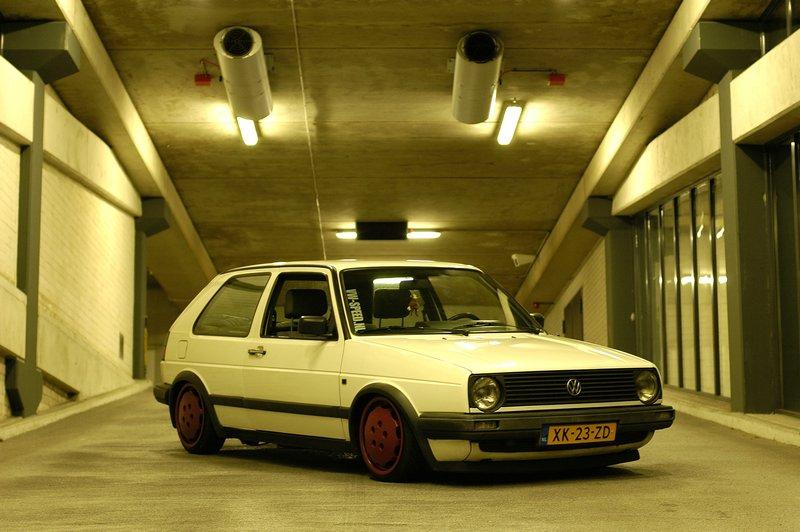 [ VW ] GOLF MK2 Dsc99910