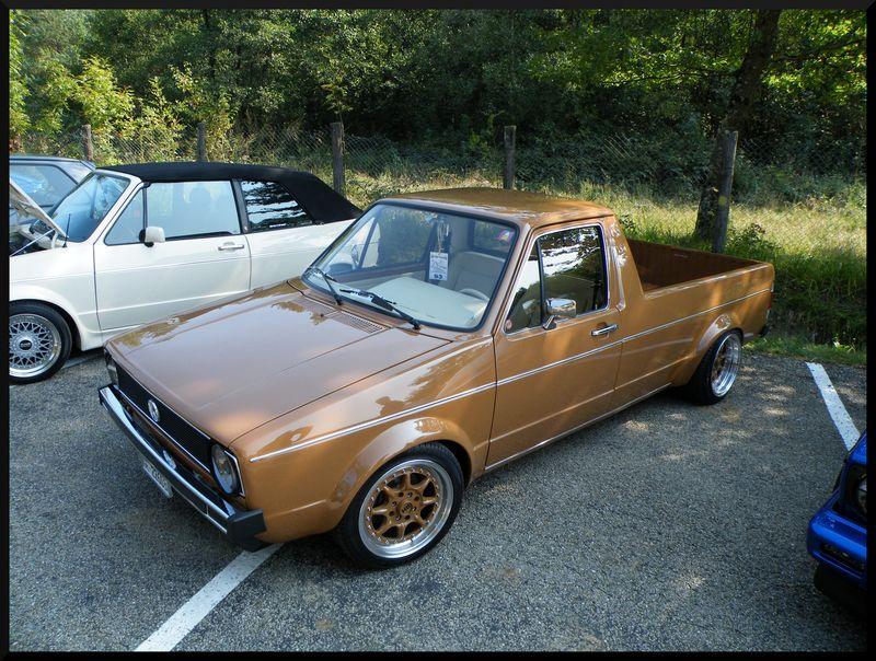 [ VW ] GOLF CADDY pick up / tolé Dscf4010