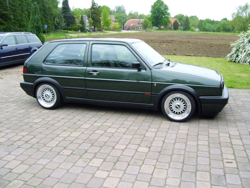 [ VW ] GOLF MK2 Dsci0110