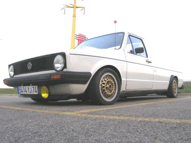 [ VW ] GOLF CADDY pick up / tolé Dscn0410