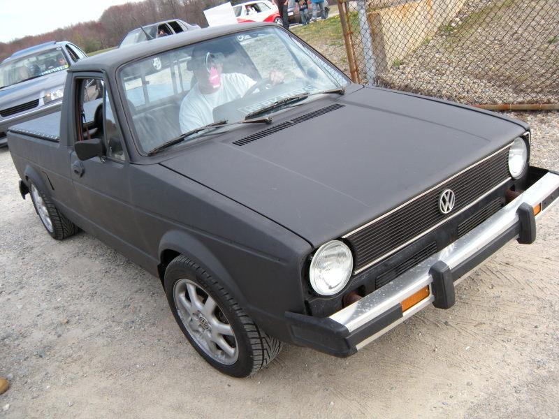 [ VW ] GOLF CADDY pick up / tolé Dscn0510