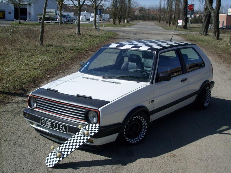 [ VW ] GOLF MK2 Dscn2910