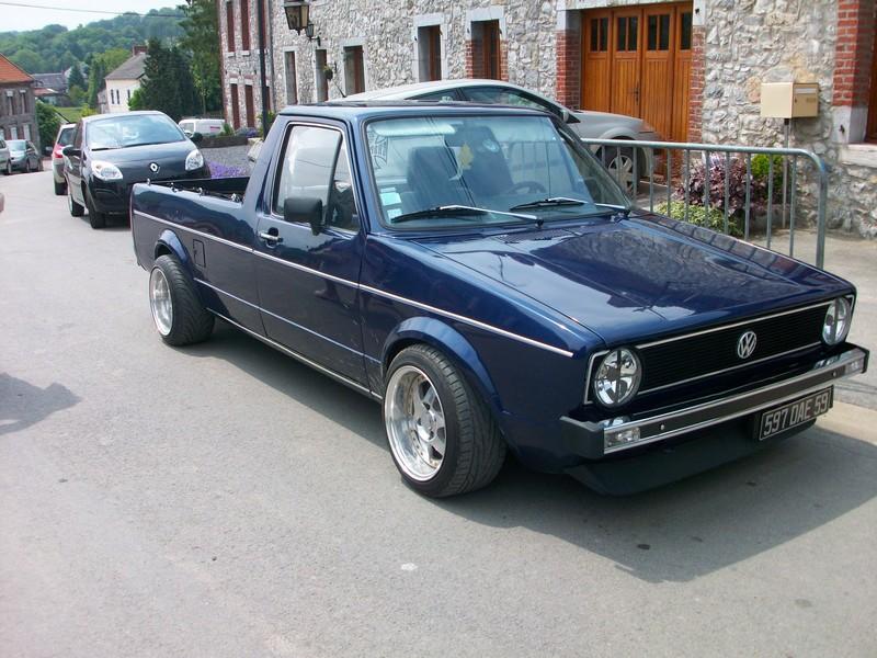[ VW ] GOLF CADDY pick up / tolé Dyn00910