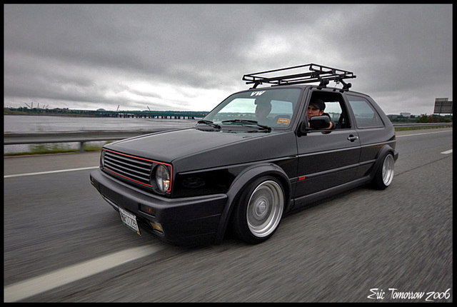[ VW ] GOLF MK2 Ericro10