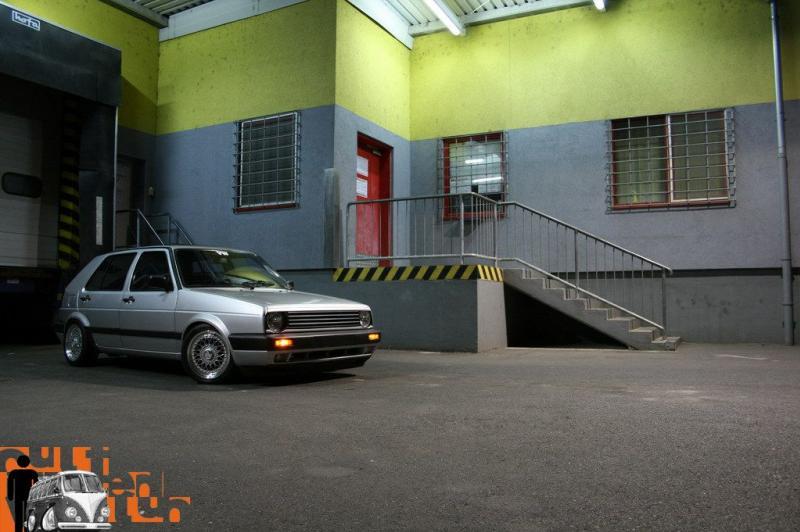 [ VW ] GOLF MK2 Gabek10