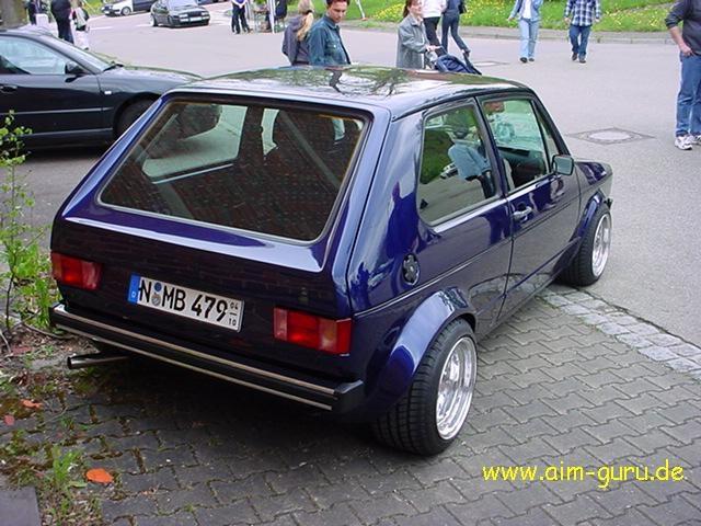 [ VW ] GOLF MK1 - Page 2 Golf1410