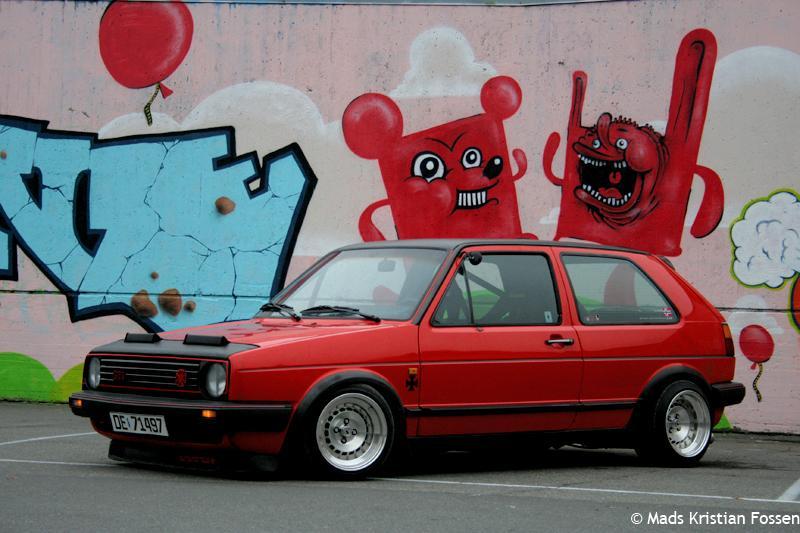 [ VW ] GOLF MK2 Golf2011