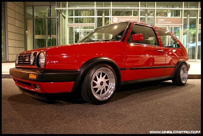 [ VW ] GOLF MK2 Golfi310