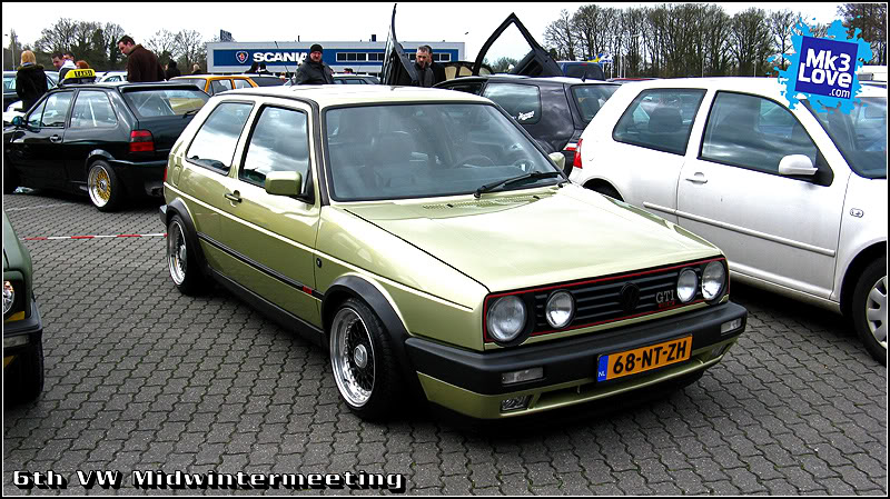 [ VW ] GOLF MK2 Heng1010