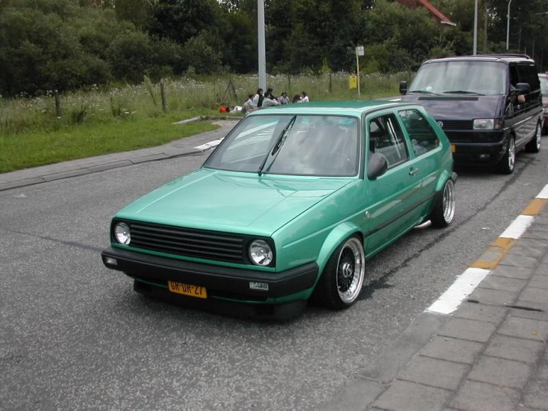 [ VW ] GOLF MK2 Hofsta11