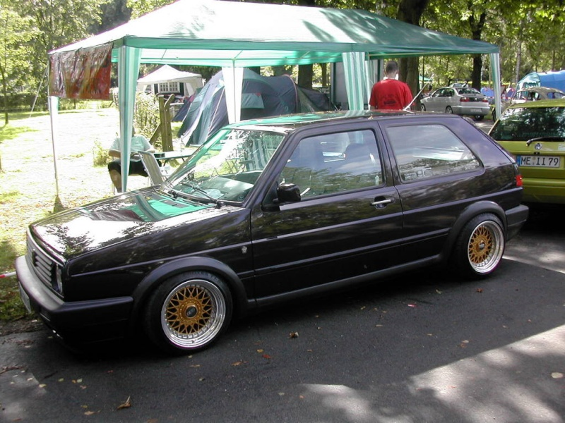[ VW ] GOLF MK2 Hofsta12
