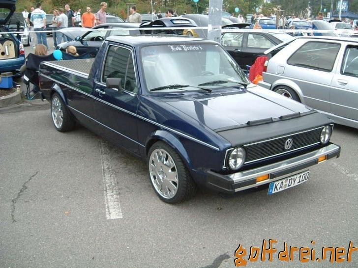 [ VW ] GOLF CADDY pick up / tolé Img01211