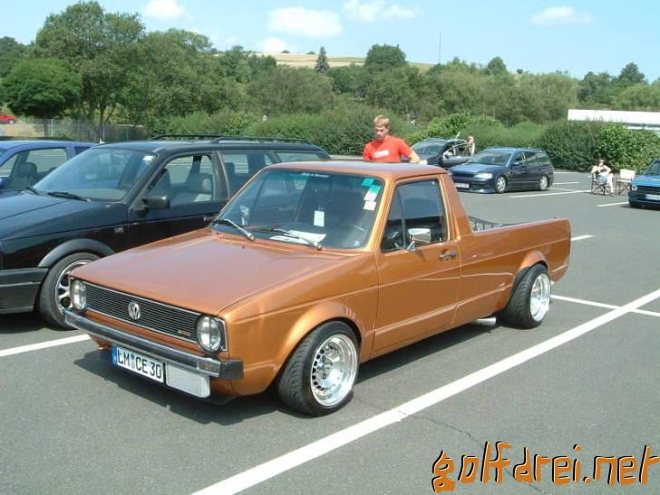 [ VW ] GOLF CADDY pick up / tolé Img01810