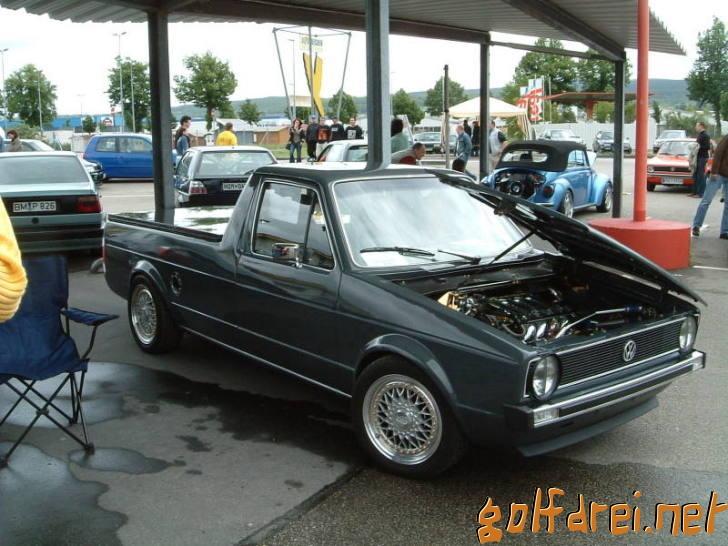 [ VW ] GOLF CADDY pick up / tolé Img02310