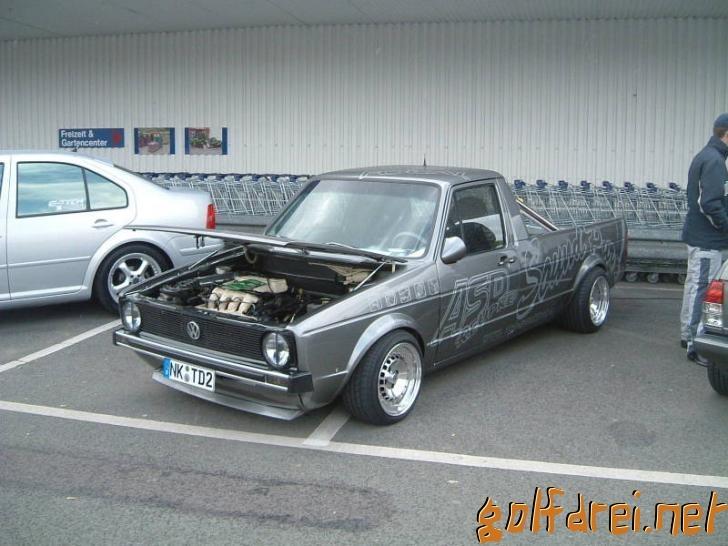 [ VW ] GOLF CADDY pick up / tolé Img02910