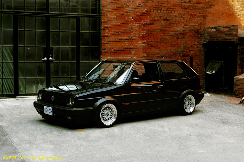 [ VW ] GOLF MK2 Img_1811