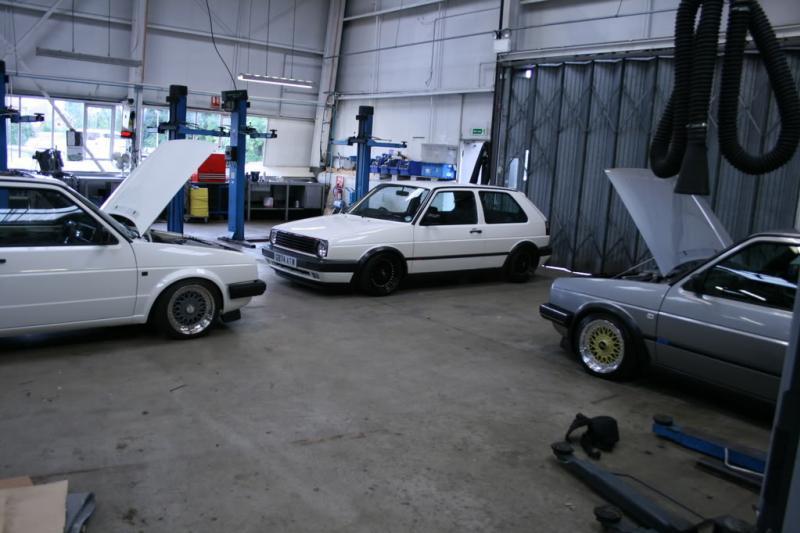 [ VW ] GOLF MK2 Img_2210