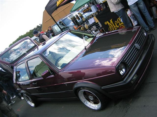[ VW ] GOLF MK2 Img_4010