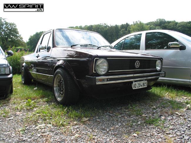 [ VW ] GOLF CADDY pick up / tolé Julio_10