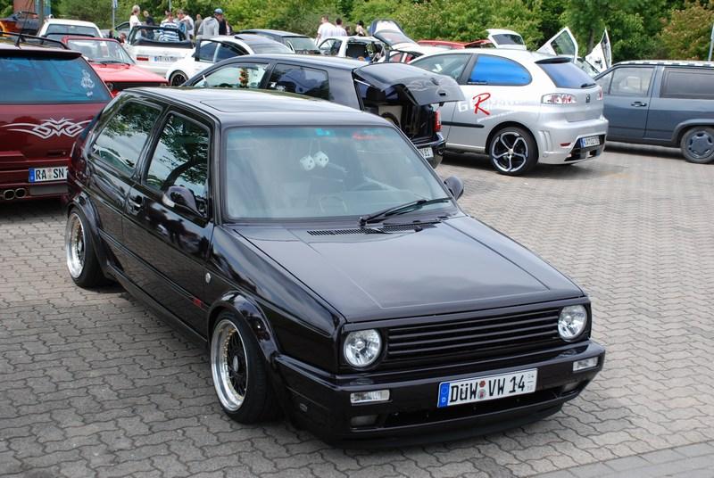 [ VW ] GOLF MK2 Mini-d15