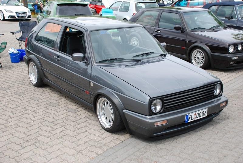 [ VW ] GOLF MK2 Mini-d16