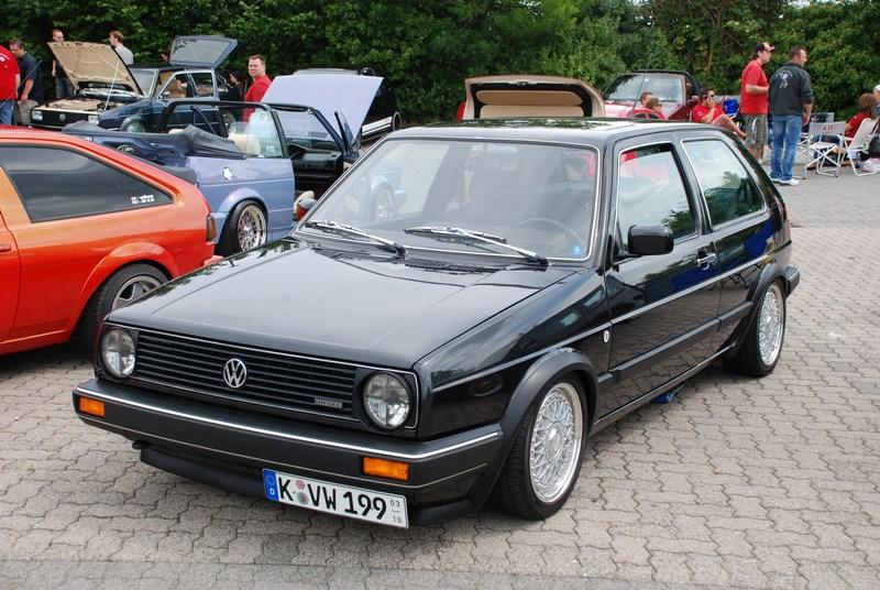 [ VW ] GOLF MK2 Mini-d17