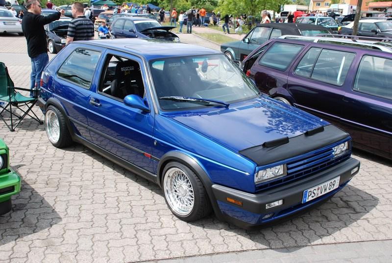 [ VW ] GOLF MK2 Mini-d18