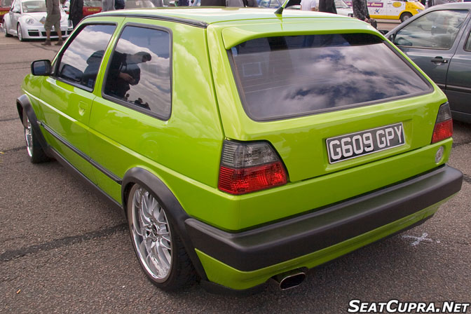 [ VW ] GOLF MK2 Mlm10