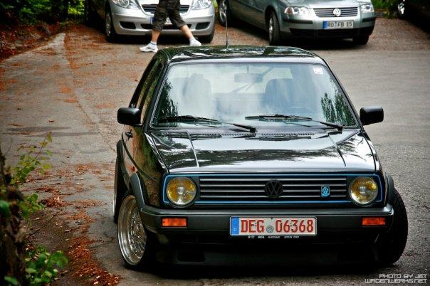 [ VW ] GOLF MK2 N1664211