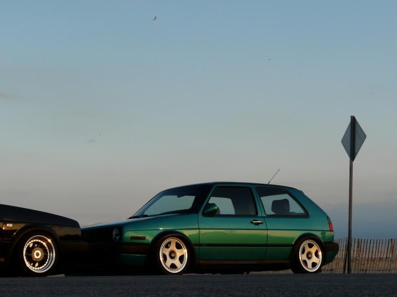 [ VW ] GOLF MK2 P1010310