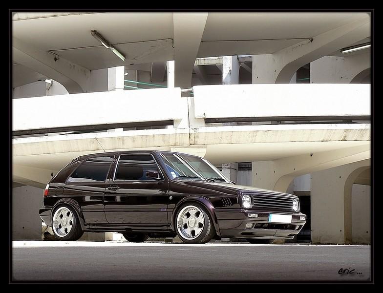 [ VW ] GOLF MK2 P1010710