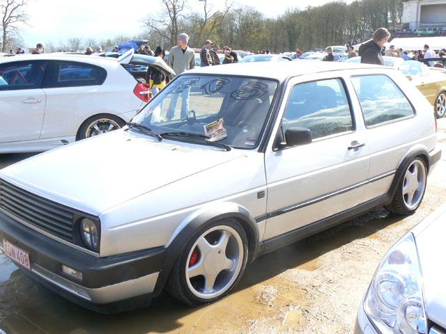 [ VW ] GOLF MK2 P1070410