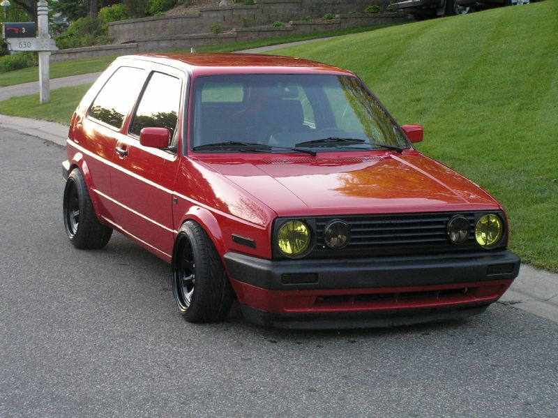 [ VW ] GOLF MK2 Pa150410