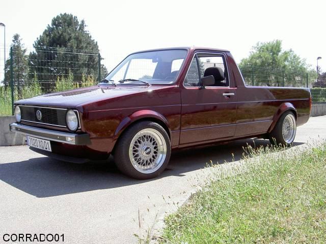 [ VW ] GOLF CADDY pick up / tolé - Page 2 Pict1710