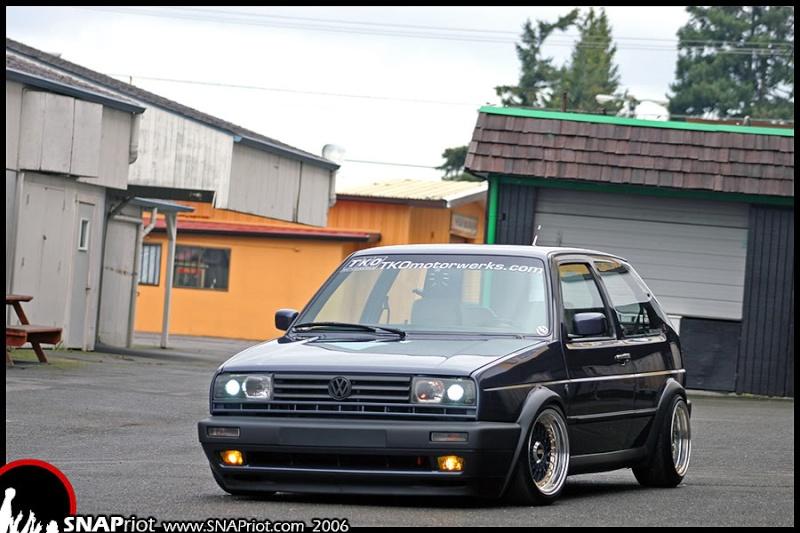 [ VW ] GOLF MK2 Pvw10